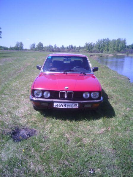 BMW 5-Series 1985 - отзыв владельца