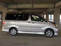 Toyota Alphard 2004 отзыв автора | Дата публикации 04.05.2018.