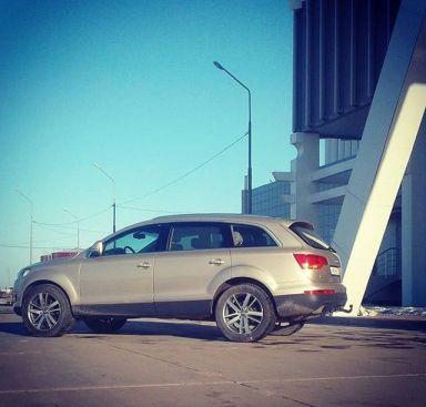 Audi Q7 2007 отзыв автора | Дата публикации 04.05.2018.