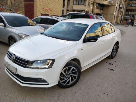 Volkswagen Jetta 2018 - отзыв владельца