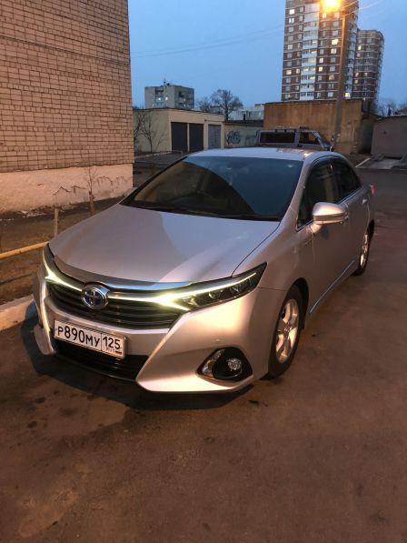 Toyota Sai 2014 - отзыв владельца