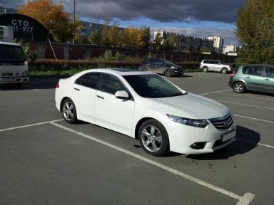 Honda Accord, 2012