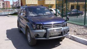 Toyota Land Cruiser Prado 1998 отзыв владельца | Дата публикации: 28.05.2018