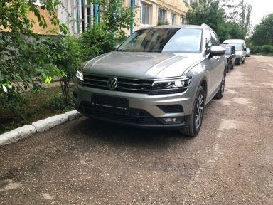 Volkswagen Tiguan 2018 отзыв автора | Дата публикации 09.05.2018.