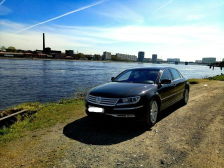 Volkswagen Phaeton 2011 - отзыв владельца
