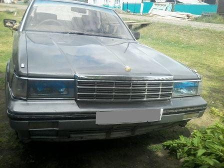 Nissan Laurel 1988 - отзыв владельца