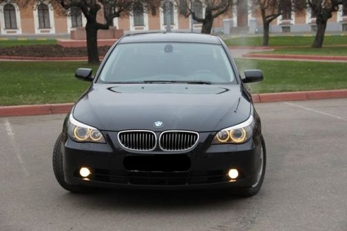 BMW 5-Series 2005 - отзыв владельца