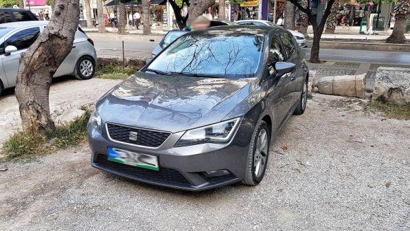 SEAT Leon 2015 - отзыв владельца