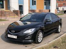 Mazda Mazda6 2010 отзыв автора | Дата публикации 13.05.2018.