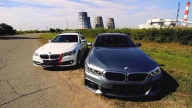 BMW 5-Series 2018 отзыв автора | Дата публикации 15.05.2018.