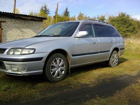 Mazda Capella 1999 - отзыв владельца