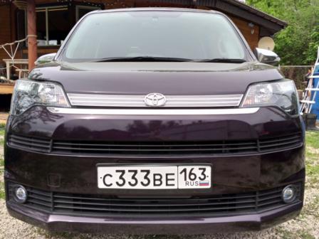 Toyota Spade 2015 - отзыв владельца