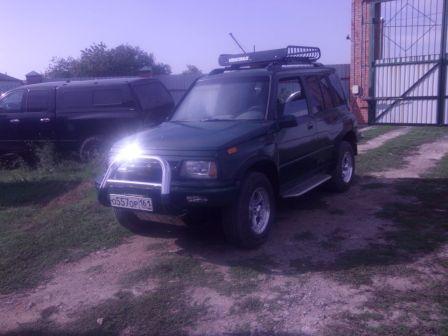 Suzuki Sidekick 1997 - отзыв владельца
