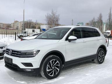 Volkswagen Tiguan 2018 отзыв автора | Дата публикации 20.05.2018.