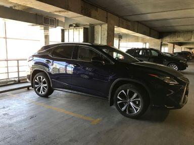 Lexus RX300 2018 отзыв автора | Дата публикации 23.05.2018.