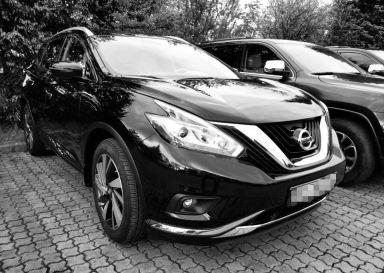 Nissan Murano 2016 отзыв автора | Дата публикации 23.05.2018.