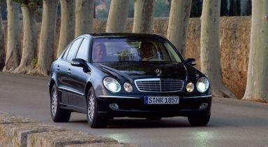 Mercedes-Benz E-Class, 2005