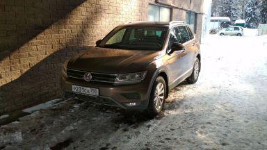 Volkswagen Tiguan 2017 отзыв автора | Дата публикации 25.05.2018.