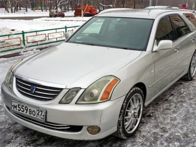 Toyota Mark II Wagon Blit, 2002