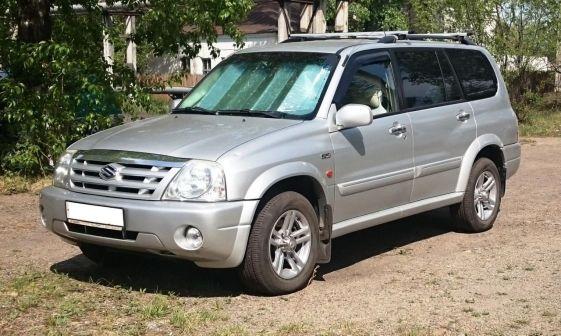 Suzuki Grand Vitara XL-7 2003 - отзыв владельца