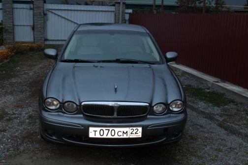Jaguar X-Type 2005 - отзыв владельца