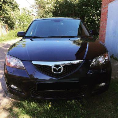 Mazda Mazda3 2008 отзыв автора | Дата публикации 28.05.2018.