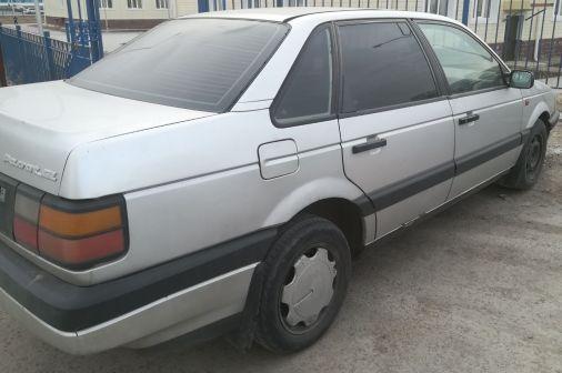 Volkswagen Passat 1991 - отзыв владельца