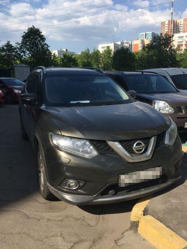 Nissan X-Trail 2017 отзыв автора | Дата публикации 28.05.2018.