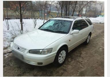 Toyota Camry Gracia 1998 отзыв автора | Дата публикации 30.05.2018.