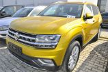 Volkswagen Teramont. ЖЕЛТЫЙ