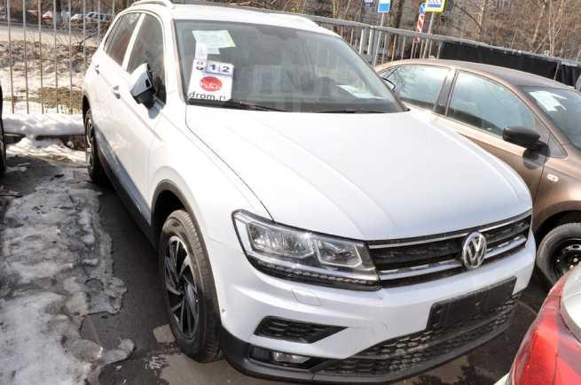 Volkswagen Tiguan, 2018 год, 2 019 000 руб.