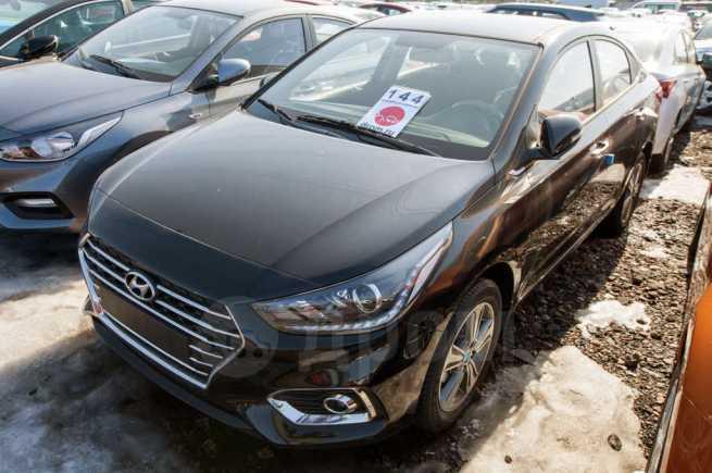 Hyundai Solaris, 2018 год, 1 055 900 руб.