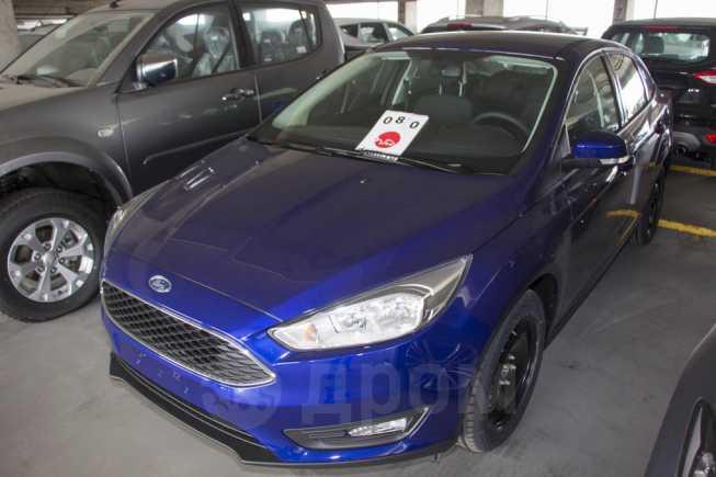 Ford Focus, 2018 год, 1 071 500 руб.