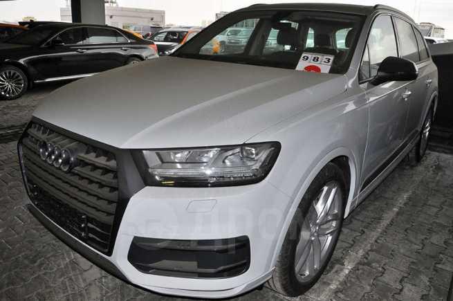 Audi Q7, 2018 год, 5 482 897 руб.