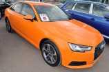 Audi A4. AUDI EXCLUSIVE_ОРАНЖЕВЫЙ НЕМЕТАЛЛИК (GLUT ORANGE)