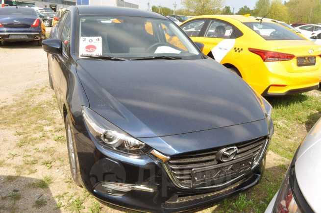 Mazda Mazda3, 2018 год, 1 254 400 руб.