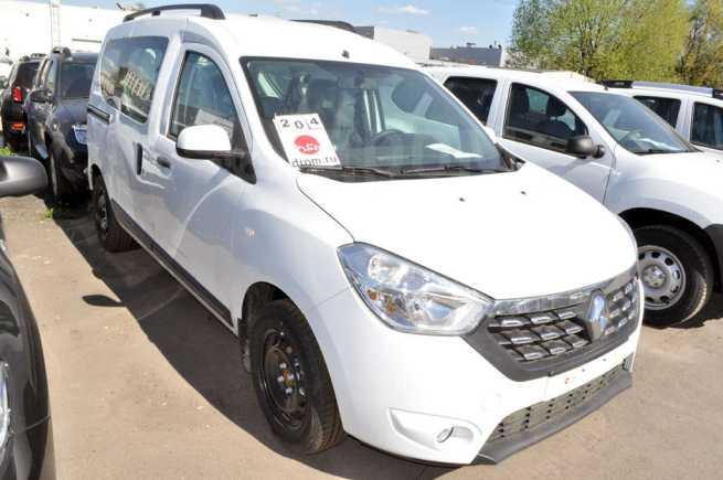 Renault Dokker, 2019 год, 1 025 970 руб.