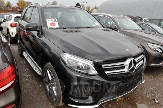 Mercedes-Benz GLE, 2018 год, 5 021 326 руб.