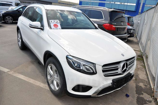 Mercedes-Benz GLC, 2018 год, 3 579 714 руб.