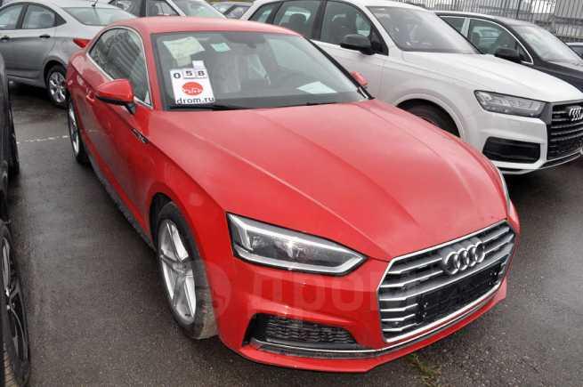 Audi A5, 2017 год, 2 968 000 руб.