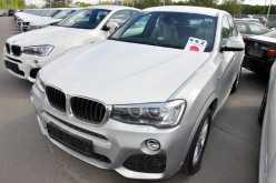 Москва BMW X4 2018