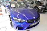 BMW M4. INDIVIDUAL СИНИЙ ТАНЗАНИТ, МЕТАЛЛИК (X01)