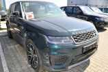 Land Rover Range Rover Sport. ЗЕЛЕНЫЙ УЛЬТРАМЕТАЛЛИК (МАТОВЫЙ И ГЛЯНЦЕВЫЙ) (BRITISH RACING GREEN)