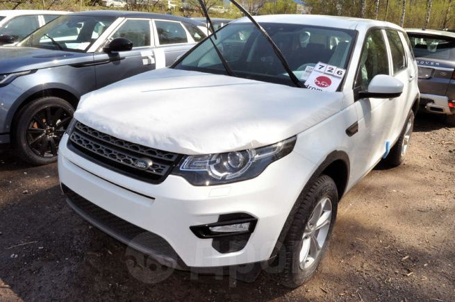 Land Rover Discovery Sport, 2018 год, 3 614 000 руб.