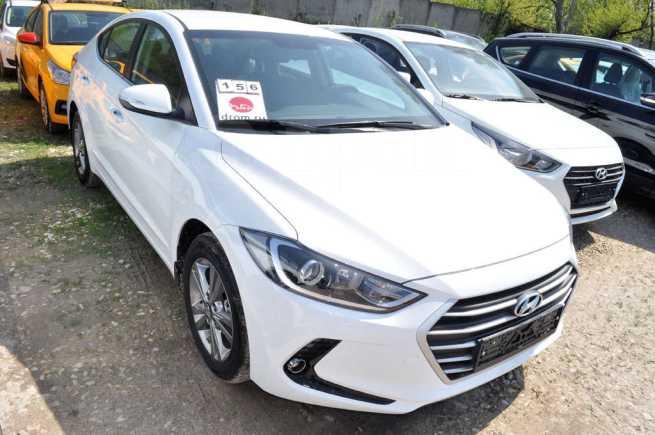 Hyundai Elantra, 2018 год, 1 235 700 руб.