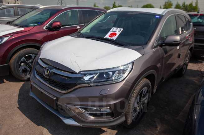 Honda CR-V, 2018 год, 1 989 900 руб.