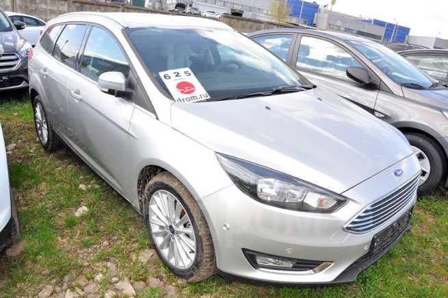 Ford Focus, 2018 год, 1 161 000 руб.