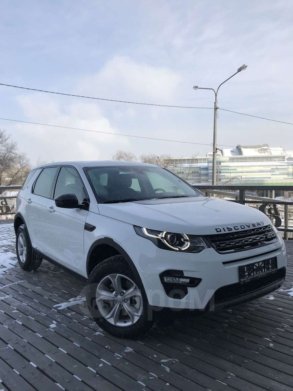 Land Rover Discovery Sport, 2018 год, 3 332 000 руб.