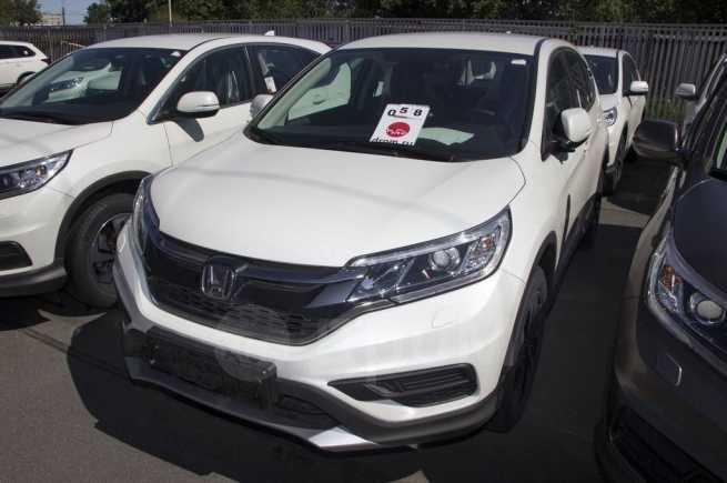 Honda CR-V, 2018 год, 1 775 000 руб.
