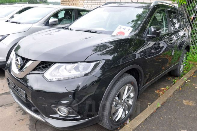 Nissan X-Trail, 2018 год, 1 878 000 руб.